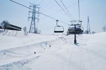 かぐらスキー場 みつまたゲレンデ