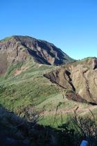 秋の苗場登山 雷清水からの苗場山までの道のり