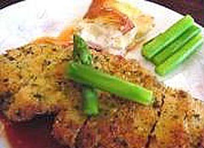 鶏の胸肉ペルシアード