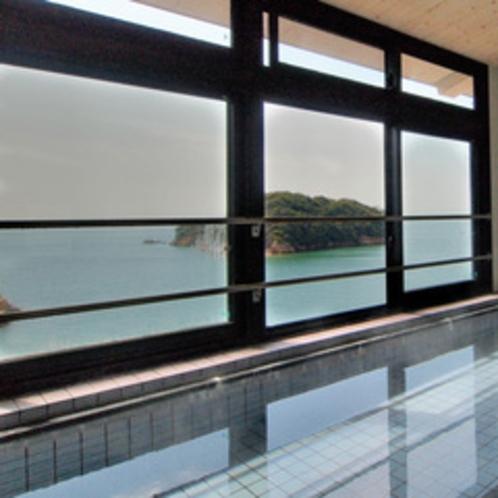 4階 展望大浴場からの眺め