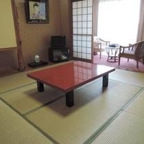 *【和室8畳】ご家族や小グループに!トイレ付きのお部屋です