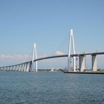 *周辺施設:新湊大橋