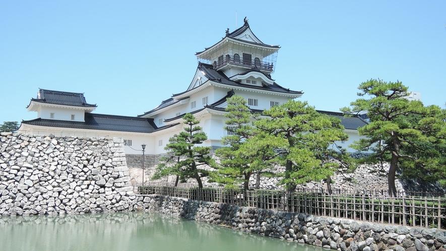 *周辺観光スポット:富山城