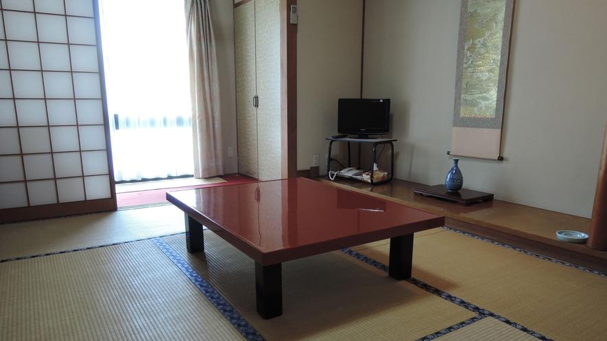 *【和室6畳】ひとり旅、ご夫婦に!トイレ付きのお部屋です