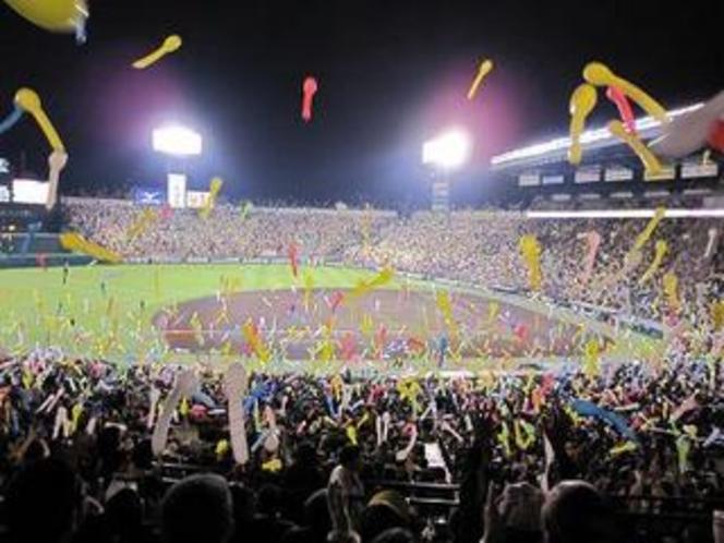 阪神甲子園球場♪