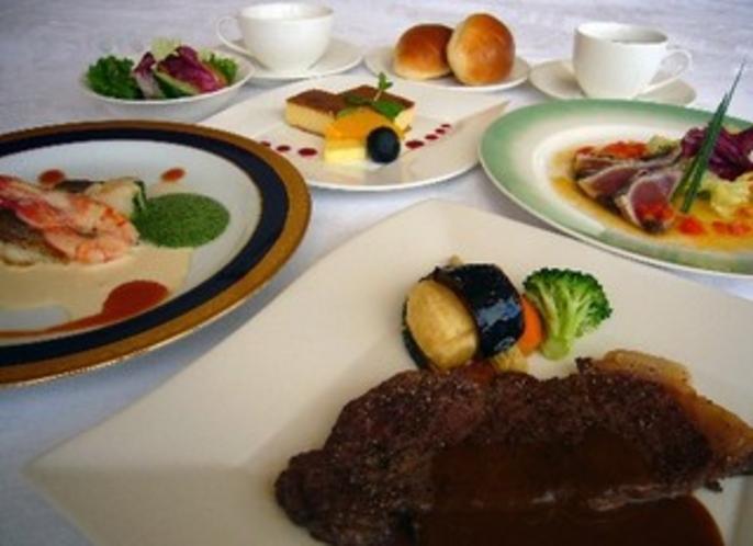 2009お正月ディナー