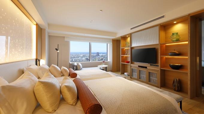 【27階・ニッコーフロア1周年記念】高層階スイートルーム・デラックスルームが最大50%OFF 朝食付