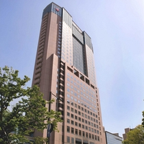 【外観】ホテル日航金沢