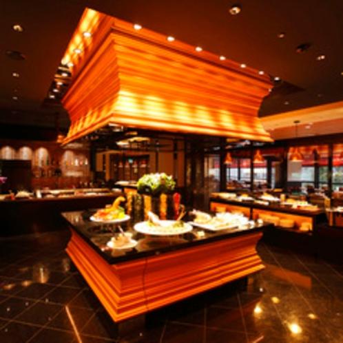 2階バイキングレストラン「ザ・ガーデンハウス」