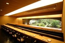 6階 日本料理「弁慶」寿司カウンター