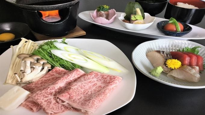 ★☆朝夕2食付☆★仙台牛A5ランクを堪能イチボ御膳