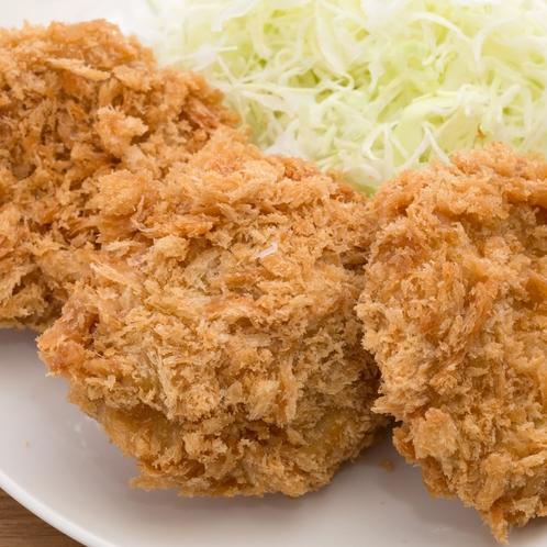 日本ブランドのうまい豚「JAPAN X」ヒレカツ/日本料理「この花」
