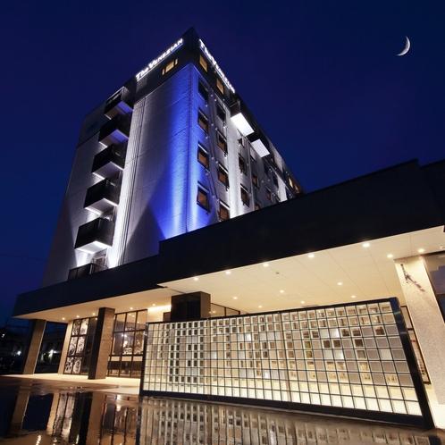 ザ・ベネシアンホテル棟(正面玄関)