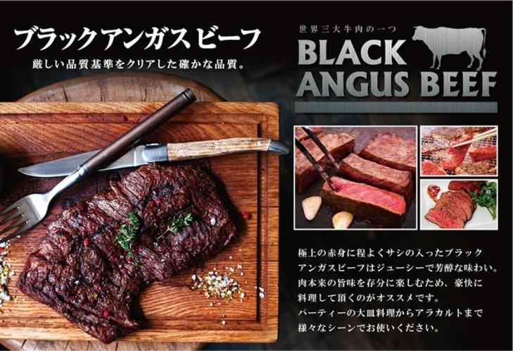 US産ブラックアンガス・ストリップロイン