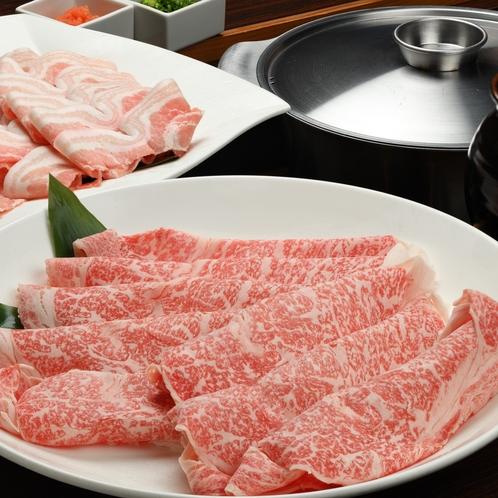 仙台牛A5しゃぶしゃぶ/日本料理「この花」