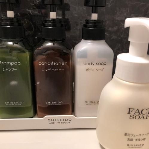 シャンプー・コンディショナー・ボディーソープ・洗顔手洗い泡ソープ
