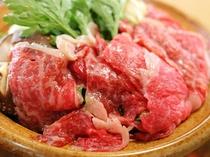 えらべるメイン料理-すき焼き-
