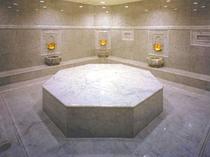 ハマーム(トルコ式岩盤浴)