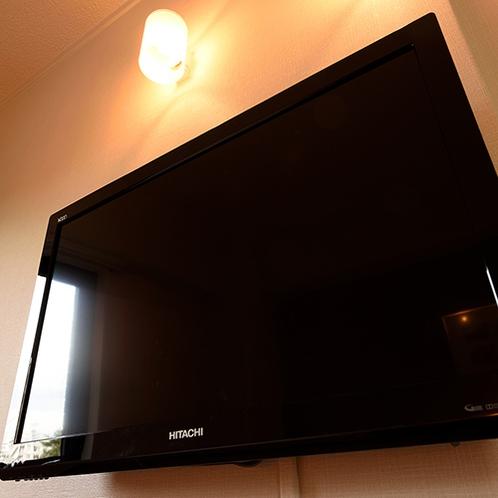 【32型液晶テレビ】お部屋サイズに合った見やすいテレビでゆったり自分時間。