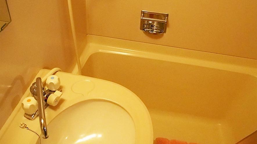 ・【ホワイトホース】バス・トイレ付のお部屋です