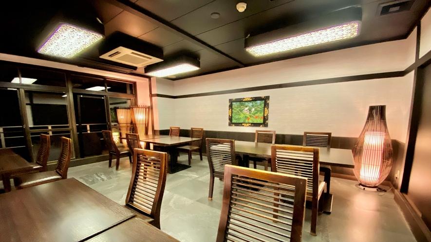 本館レストラン個室