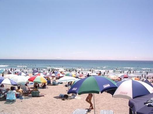 【下田のなが〜い夏♪】海すぐそこの宿☆ゆっくりチェックイン【朝食付き】