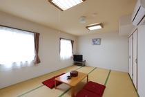 【喫煙】和室五人部屋