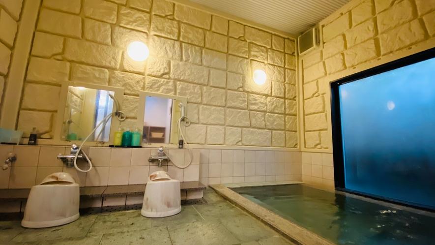女性大浴場 天然温泉