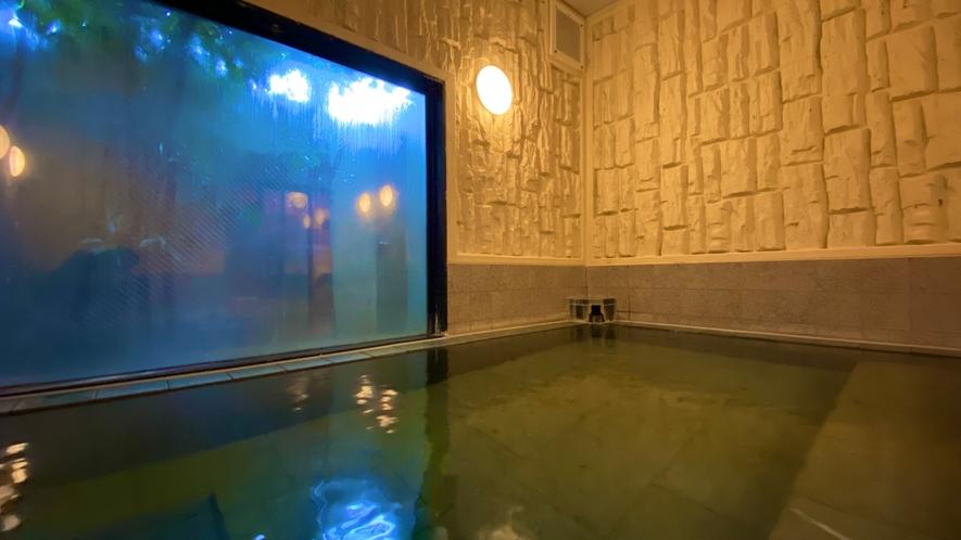 天然温泉 大浴場