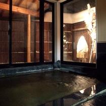 *貸切風呂(冬)