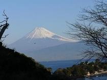 富士山 大瀬入り口より