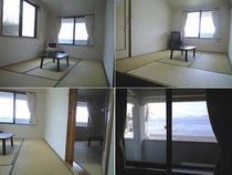 6+6畳部屋