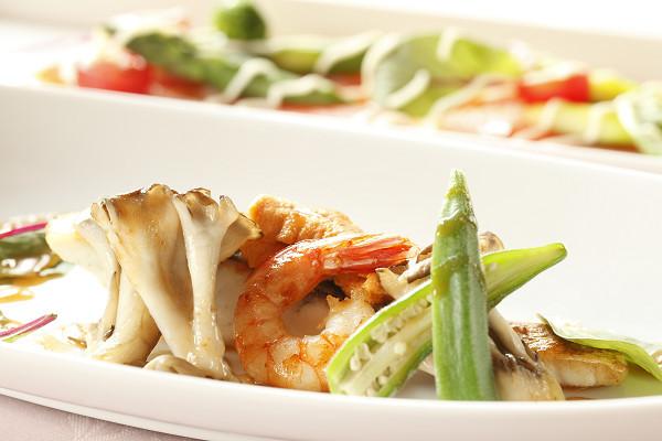 魚料理(真鯛)