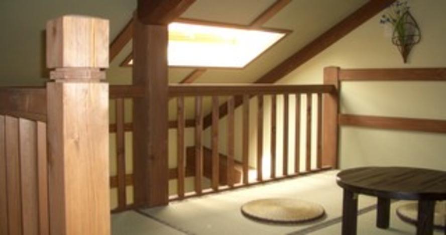 メゾネット2階