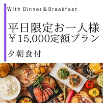 15,000円定額プラン