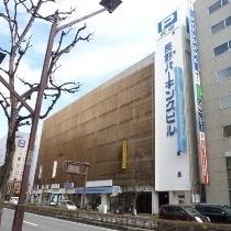 ◆長野駅方面からお越しの際はローソンが目印◆