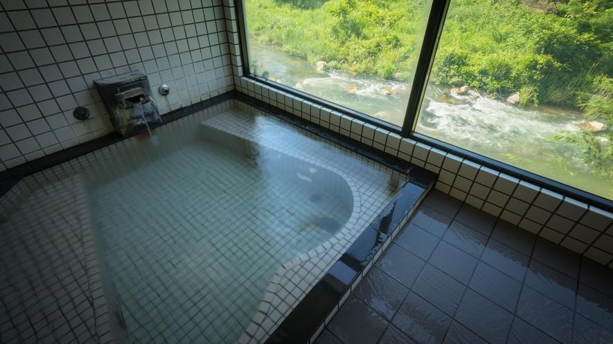 殿方大浴場「観世の湯」