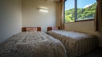 【和洋室】ベッドルーム