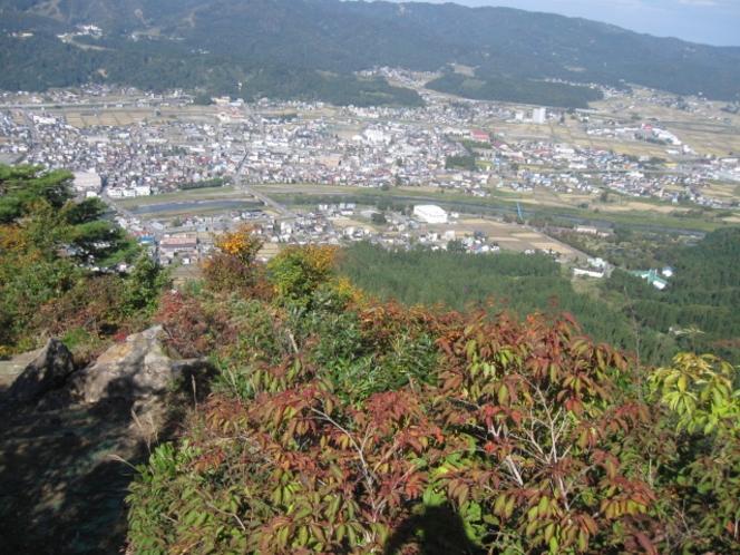 お手軽トレッキングの坂戸山