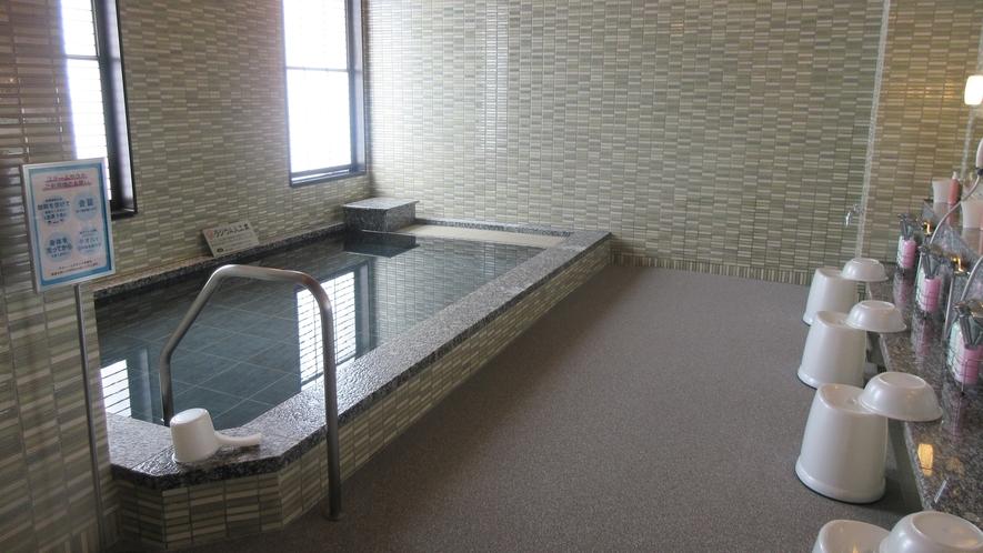 大浴場・白湯(女性)