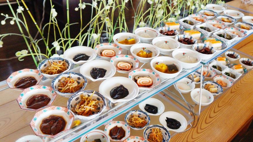 小鉢バイキング・惣菜類(イメージ)
