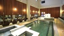◇アクアヴィーナス<内湯>森林浴×外気浴×温泉浴で五感を満たすアトラクションスパ!