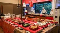◇オリエンタルガーデン館レストラン<万里>