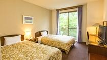 ◇【アネックス】ツインルーム(一例)/夫婦・カップルにおすすめのすっきりとした客室