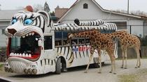 ◇【那須サファリパーク/当館より車で約10分】野生動物への餌やり体験ができる体験型施設!