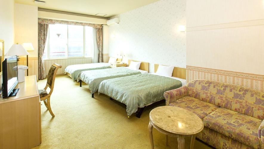 ◇【クイーンズコリーナ】スタンダード洋室(一例)/当館2階~4階にあるスタンダードな洋室