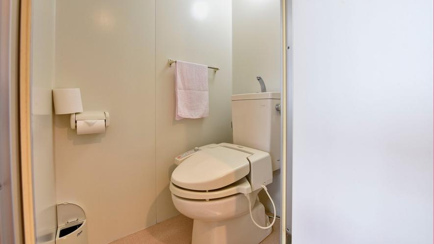 *【部屋/洋室ダブル】洗面所・トイレはセパレートです。