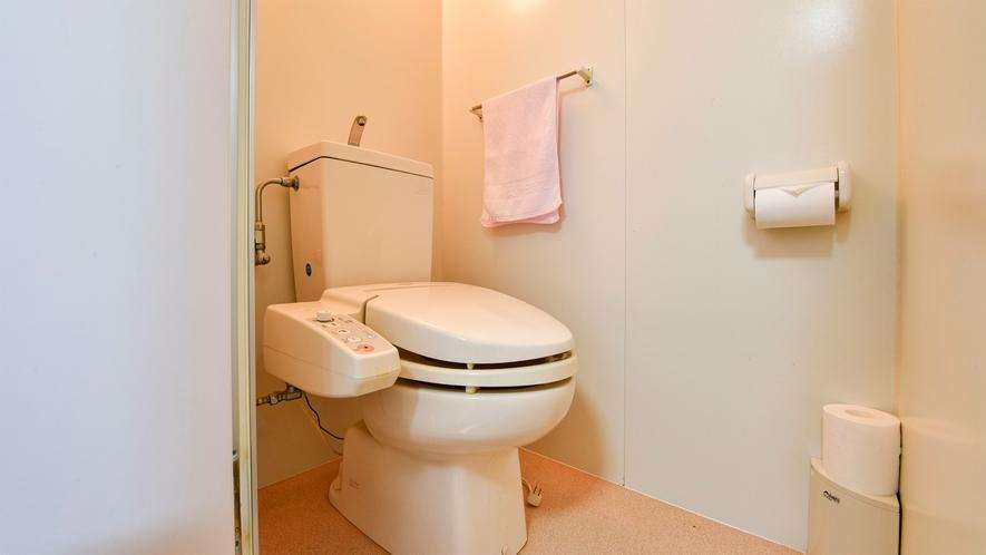 *【部屋/和室10畳】洗面所・トイレはセパレートです。