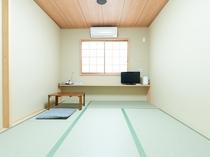 和室6畳(ツインタイプ)
