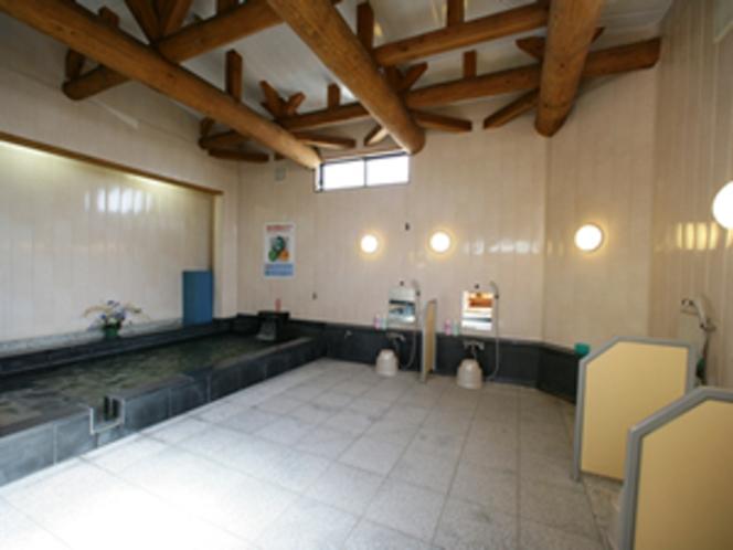 大浴場ゆとりの湯